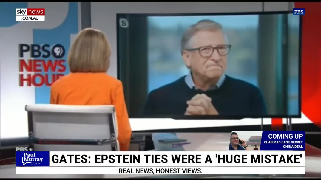 Bill Gates gave a 'really weird' answer when asked about ties to Jeffrey Epstein