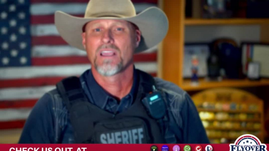Pinal County Sheriff Mark Lamb Says No To Tyranny in His County
