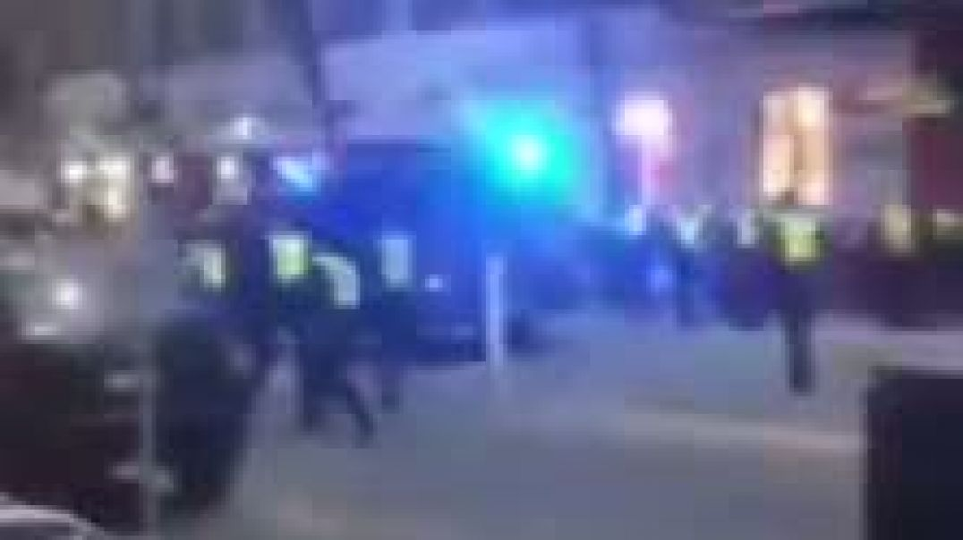 Australia Is In Deep Trouble - Police Out Of Control