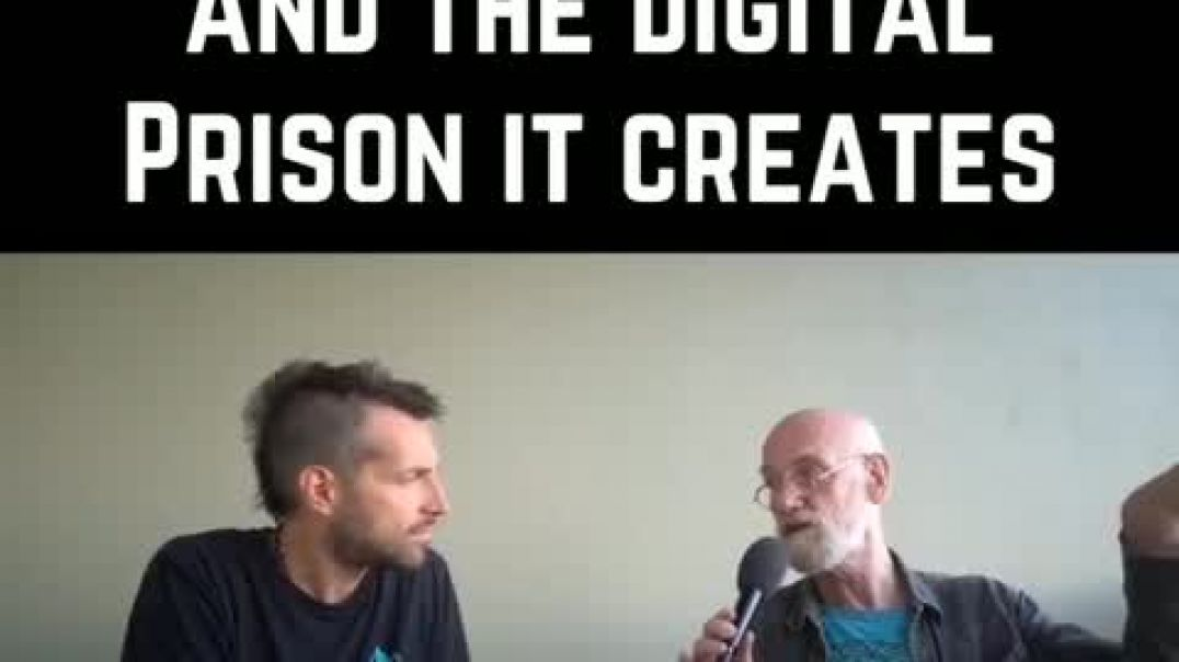 WATCH OUT - the DIGITAL PRISON is coming to ALL western countries soon