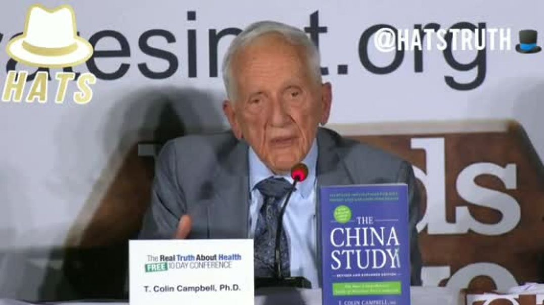 Colin Campbell PhD | The Dark Path Science Has Taken to Affect People's Health