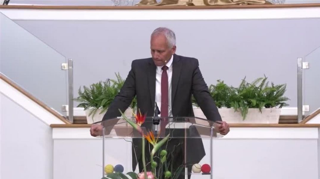 Part 1: Powerful Opening Remarks   Pastor Ron Kelly