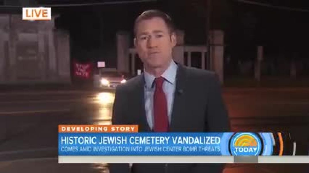 Jew pretending to be victims