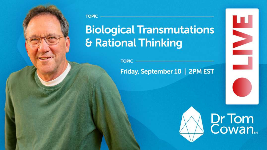 Rational Thinking & How Do Virologists know there is a Variant? Webinar Friday, September 10th,
