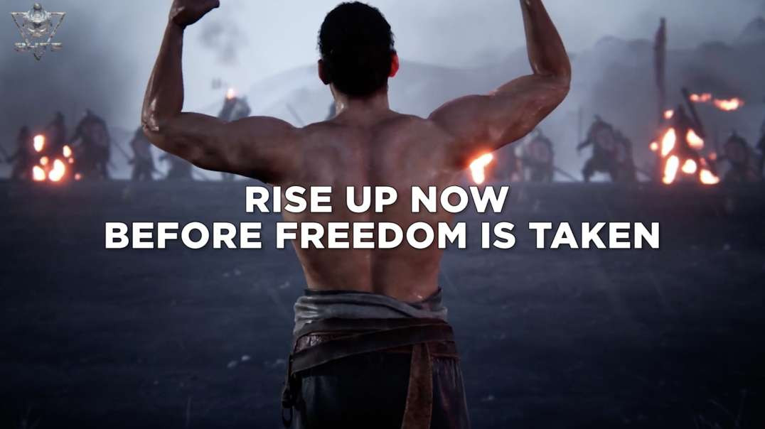 Rise Up Before It's Too Late
