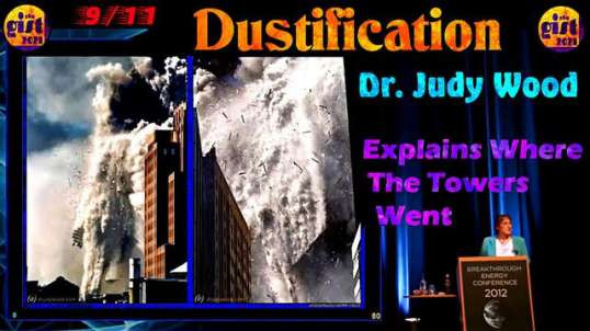 911 Dustification Of Towers  Dr. Judy Wood