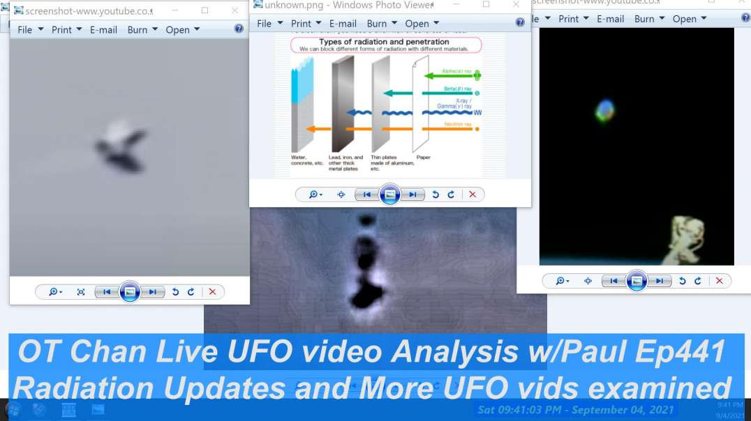 Updates Radiation and UFO vid Catch Up! - UFO and Space Topics - OT Chan Live-441 - 1920x1080 4613K