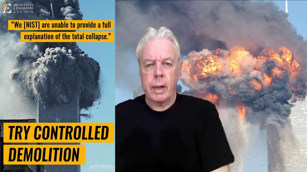 9/11 two decades on: Covid fear agenda linked to Transhumanism & Climate change. David Icke