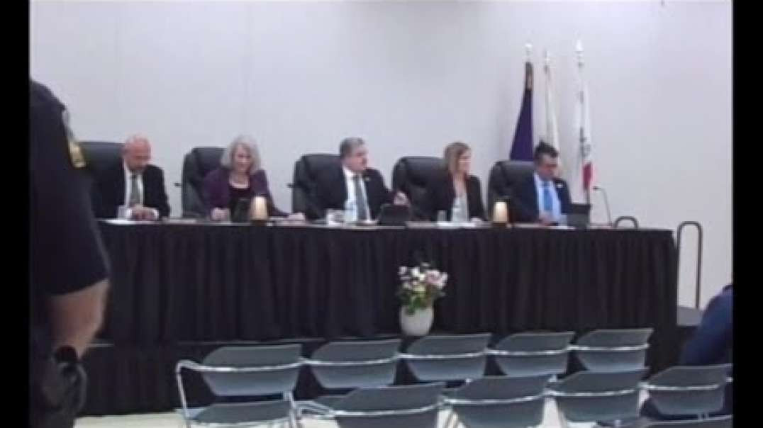 GANGSTALKING COVERT HARASSMENT EXPOSED AT SAN BRUNO, CA CITY COUNCIL