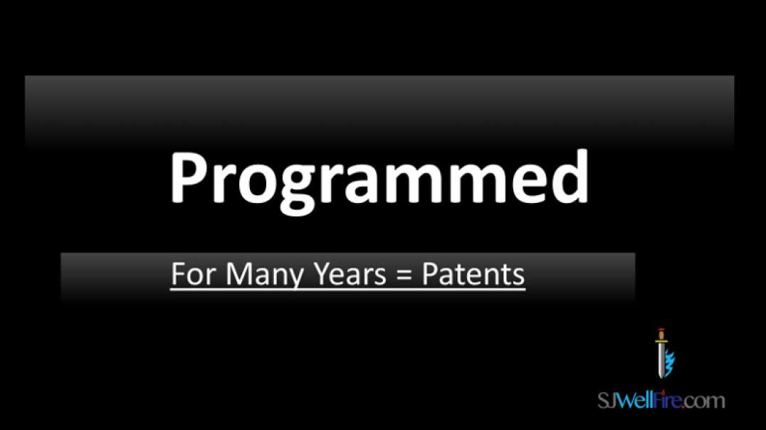 You've Been Programed for Years