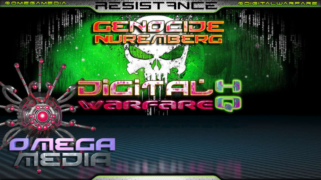 Digital Warfare - InfoWars - Omega Media - Intro Video! Shine! Just our intro video of what we are