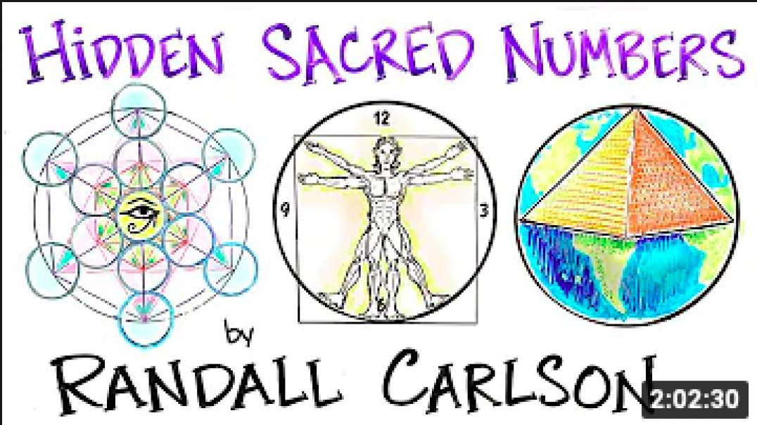 Hidden Mathematics | Ancient Knowledge of Space, Time and Cosmic Cycles | Randall Carlson
