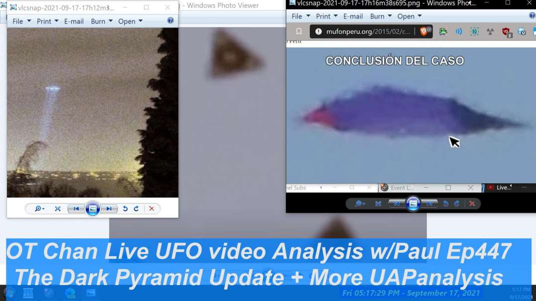More vids to go over! Secureteam exposed! - UAP videos analysis and Space Topics - OT Chan Live-447