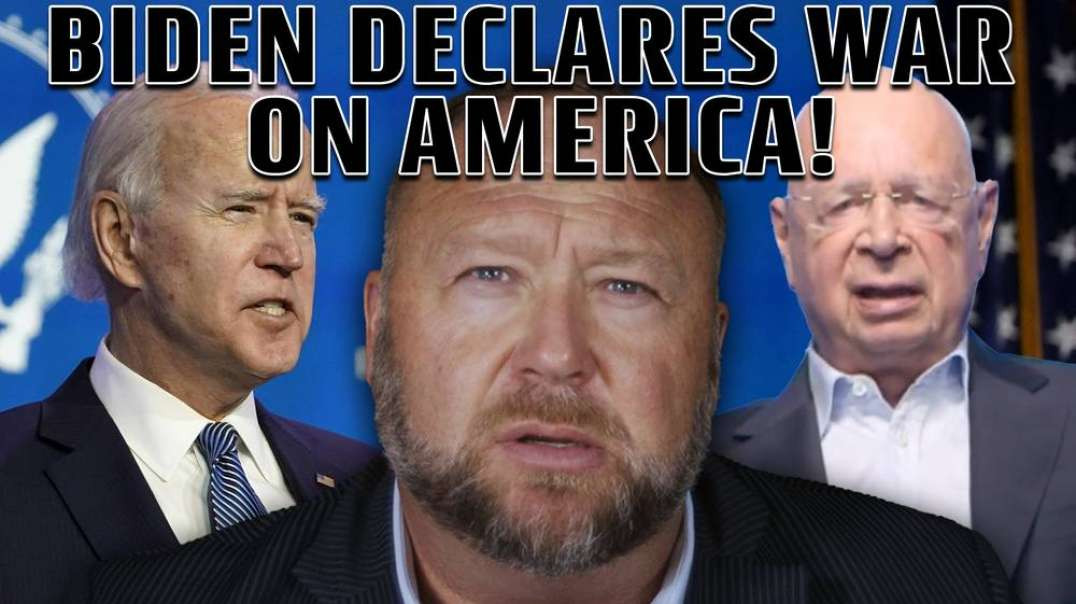 BIDEN DECLARES WAR ON AMERICA! ANNOUNCES DICTATORIAL POWERS! FORCED INJECTIONS!