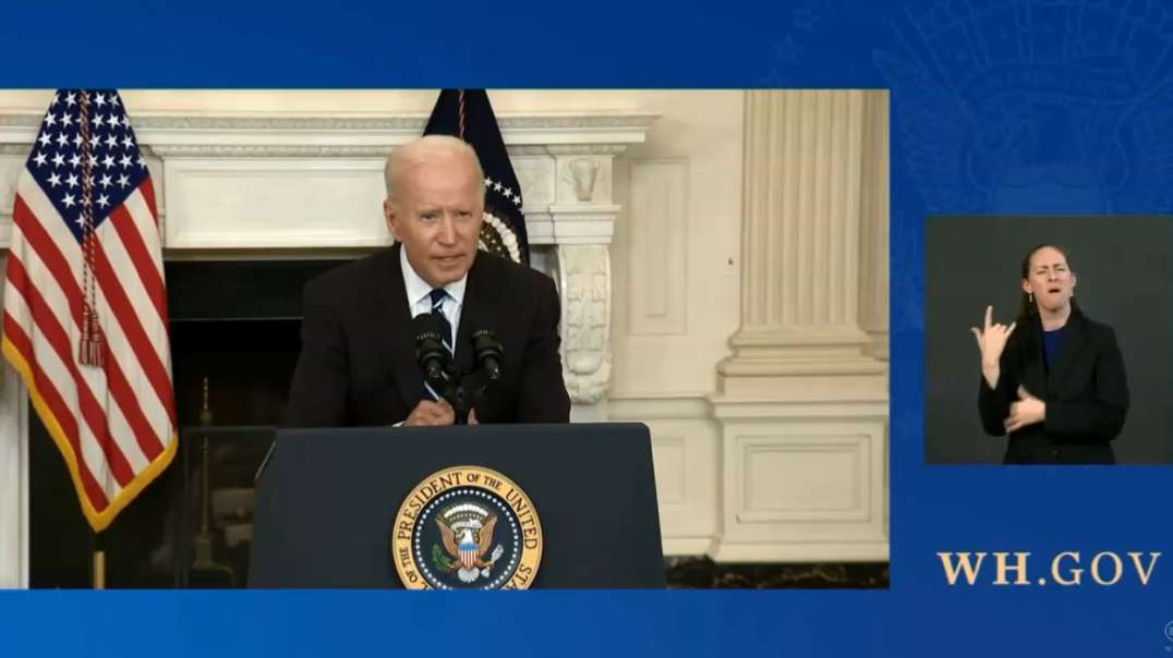 Biden Orders Harsh Strict Covid-19 Vaccine Mandates For Millions of American Workers