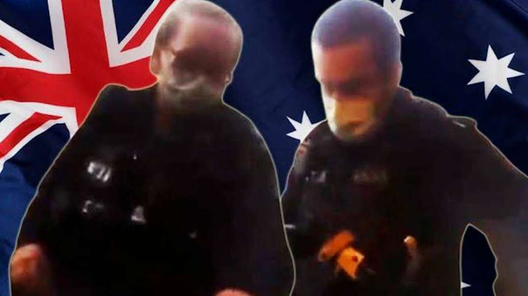 Aussie Thought Police Pay Home Visits to People They Suspect May Protest