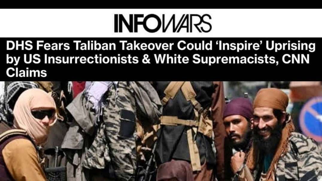 Taliban Pedophile Sex Cult Backed by Globalists to Attack Masculine Western Values