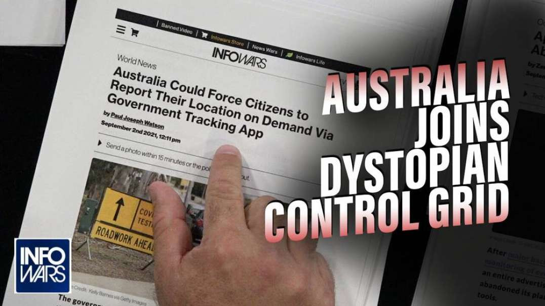 Australia Officially Joins Dystopian World ID Social Credit Score Control Grid