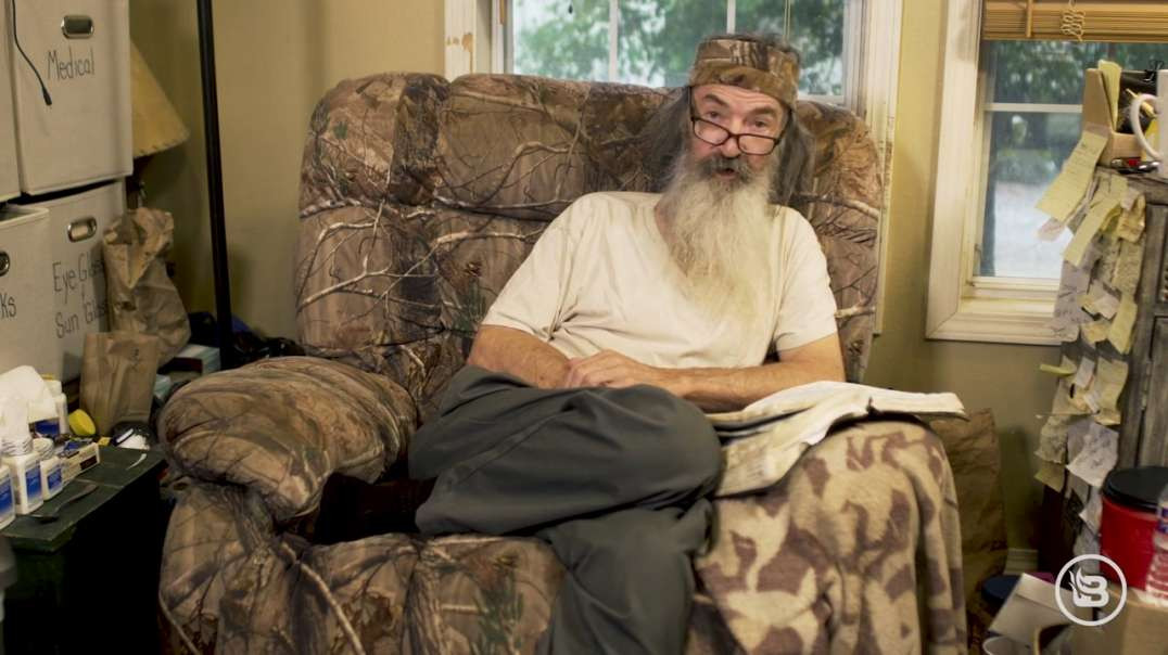 Phil Robertson shares biblical warning for our nation's future