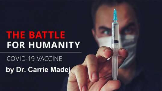 Dr. Carrie Madej The Battle For Humanity