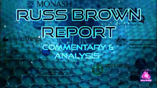 Russ Brown Report: Graphene Oxide & Mind Control