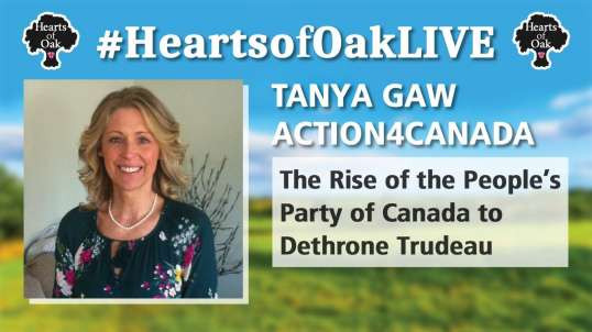 Tanya Gaw (Action4Canada) The Rise of the People's Party of Canada to Dethrone Trudeau