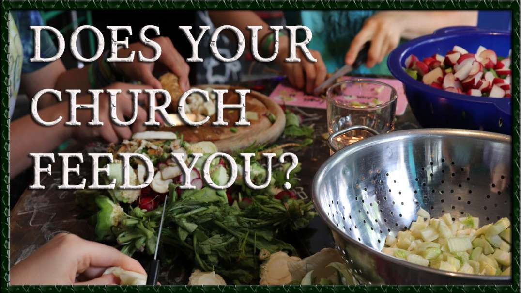 Does Your Church Feed You?
