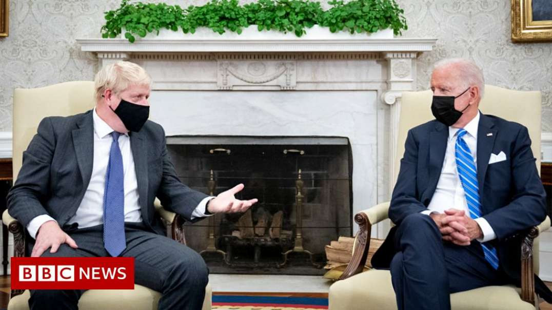 Joe Biden Trade Deal with Boris ... Come on Man we are headed into the NWO! Satire Andrew Lawrence