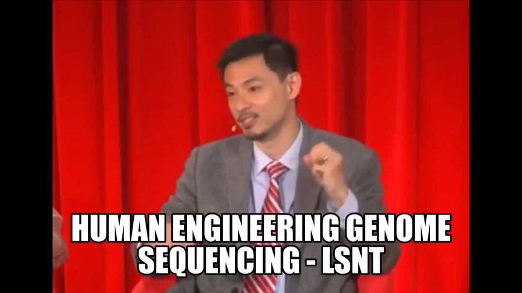 HUMAN ENGINEERING GENOME SEQUENCING - SO YOU ARE ALLERGIC TO MEAT