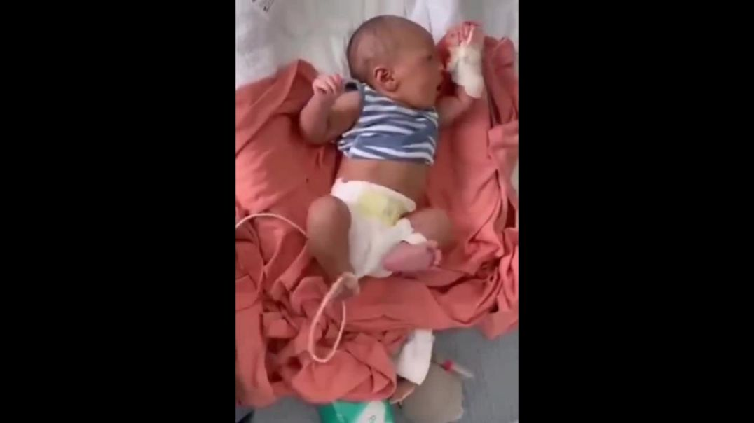 SICKENING: Mother forced to be vaccinated before giving birth and poor baby suffers!