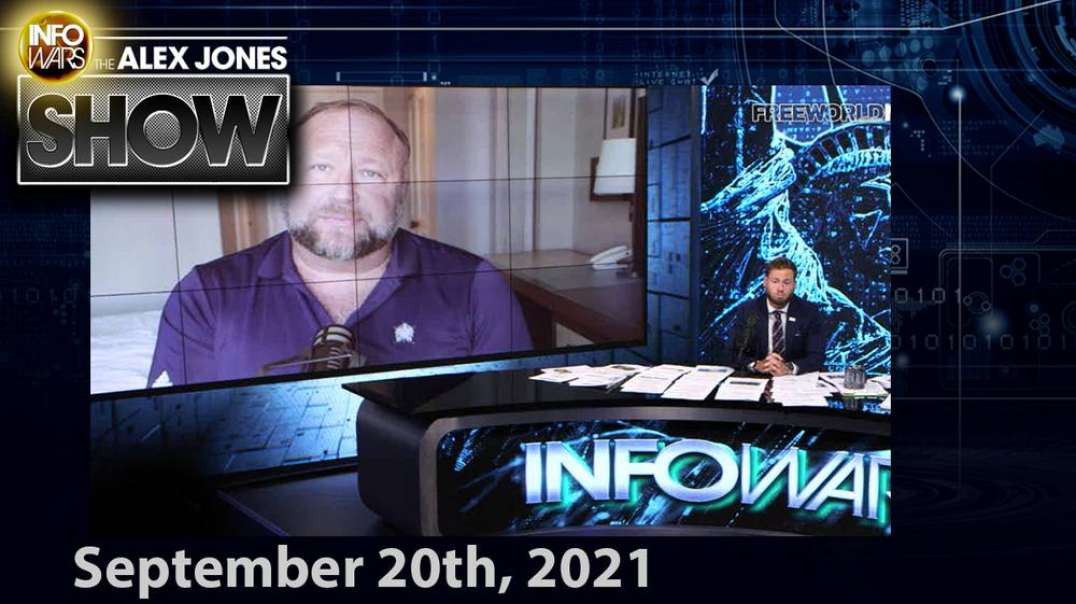 Top Regulators/Scientists Have Come Out Against The Covid-19 Death Shots - FULL SHOW 9/20/21
