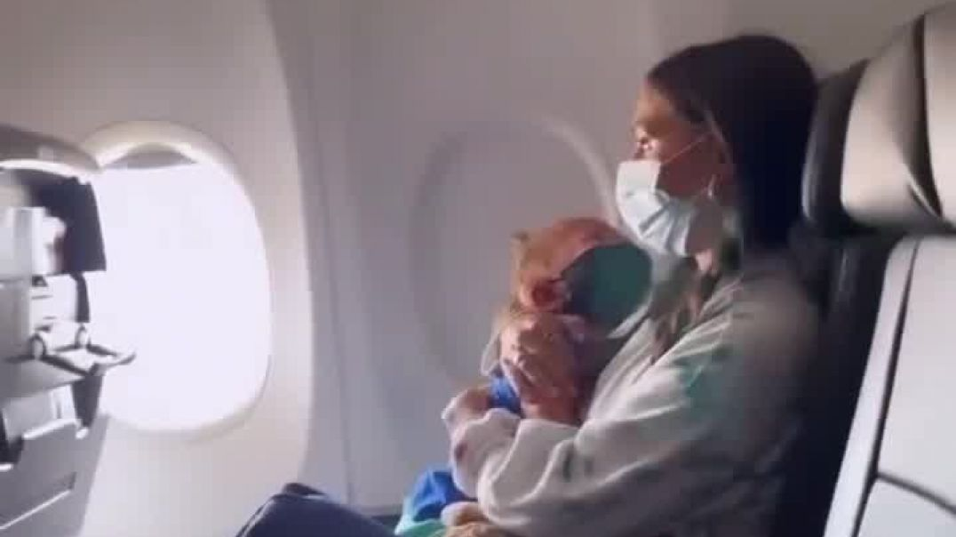Don't fly American Airlines - they are mask Nazis. Baby forced off plane.