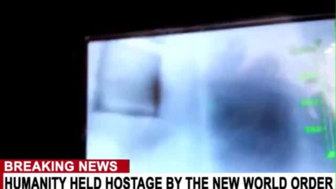 Humanity Held Hostage By The New World Order