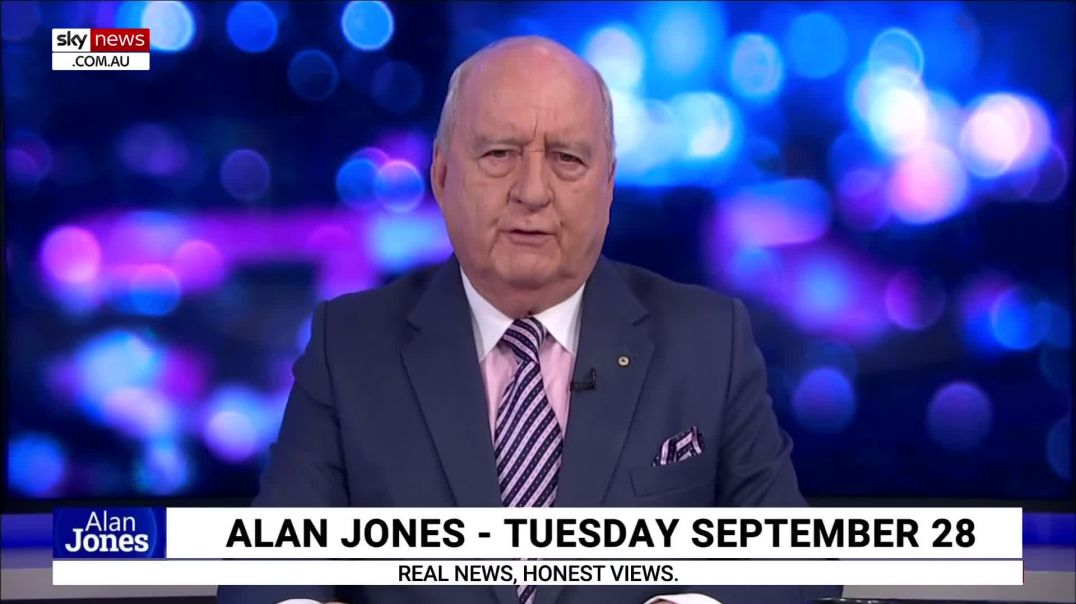 The Liberal Party is in 'massive trouble everywhere': Alan Jones