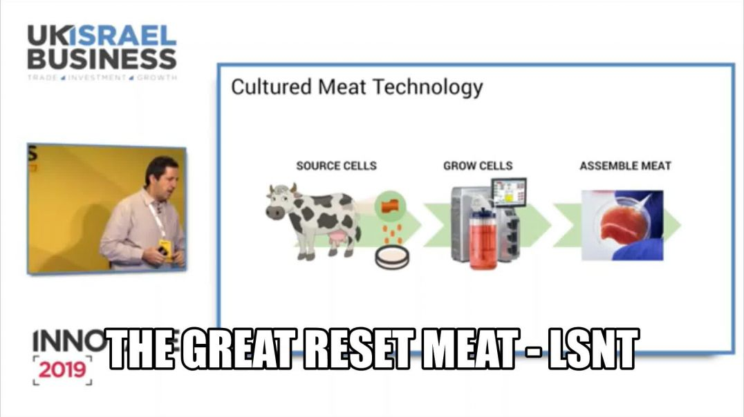 Meat Is Running Out AS PLANNED! Bill Gate's Got Meat For YOU They Are Changing The WORLD