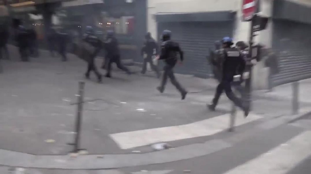 The French have had enough of the police