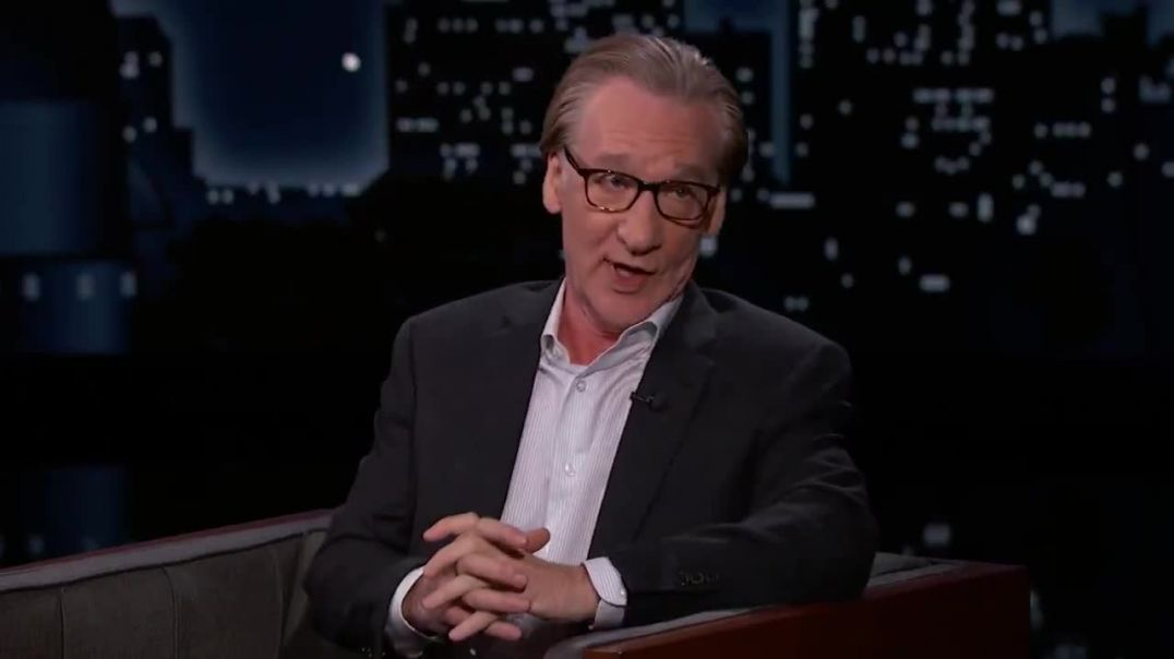 """Bill Maher Asks Liberal Media to """"Stop Scaring the S---"""" Out of People"""