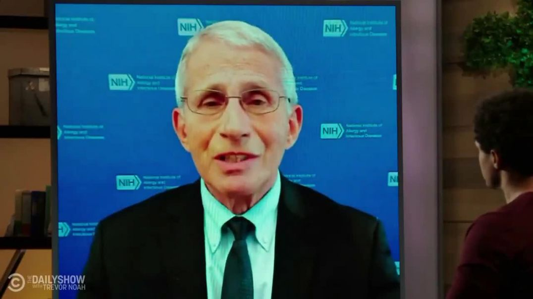 Fauci explains that some people will need to be FORCED to take the clot shot