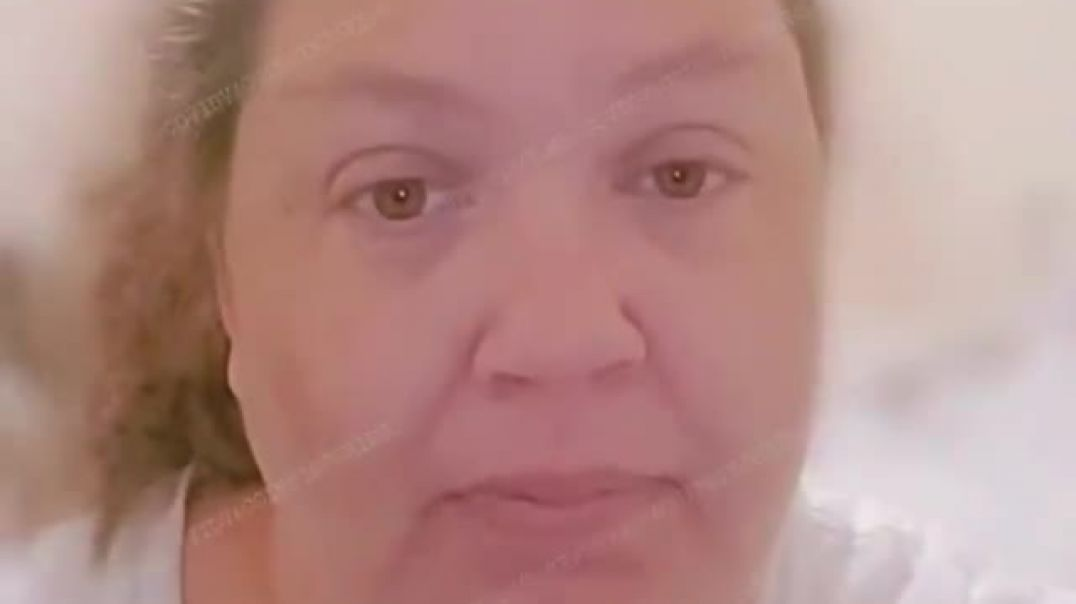 WOMAN VAXXED WITH ONE DOSE AND HAS MAJOR HEART PROBLEMS