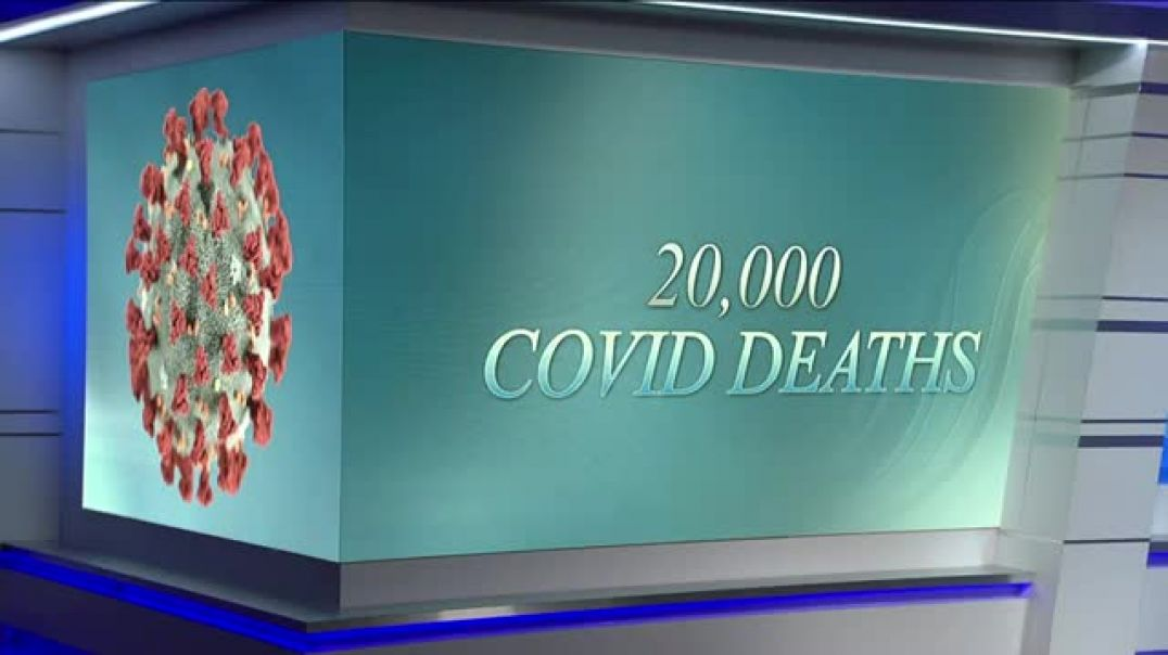 GEORGIAS HOSPITALS FLOODED WITH VAXX'D PATIENTS - 20,000 COVID DEATHS