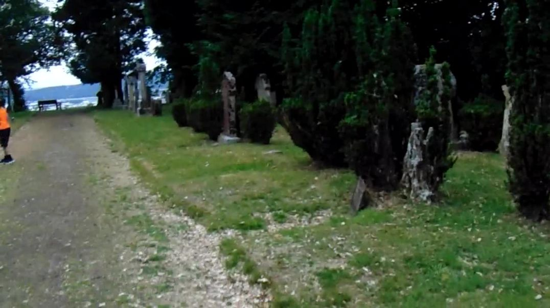 Tomnahurich Cemetery Hill