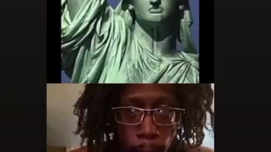 The Statue of Liberty and Satan