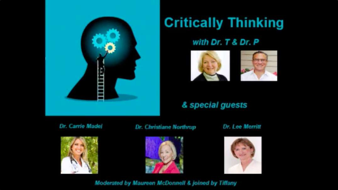 Critically Thinking with Dr. T and Dr. P Episode 63 ~ 5 Docs | Sept 23 2021