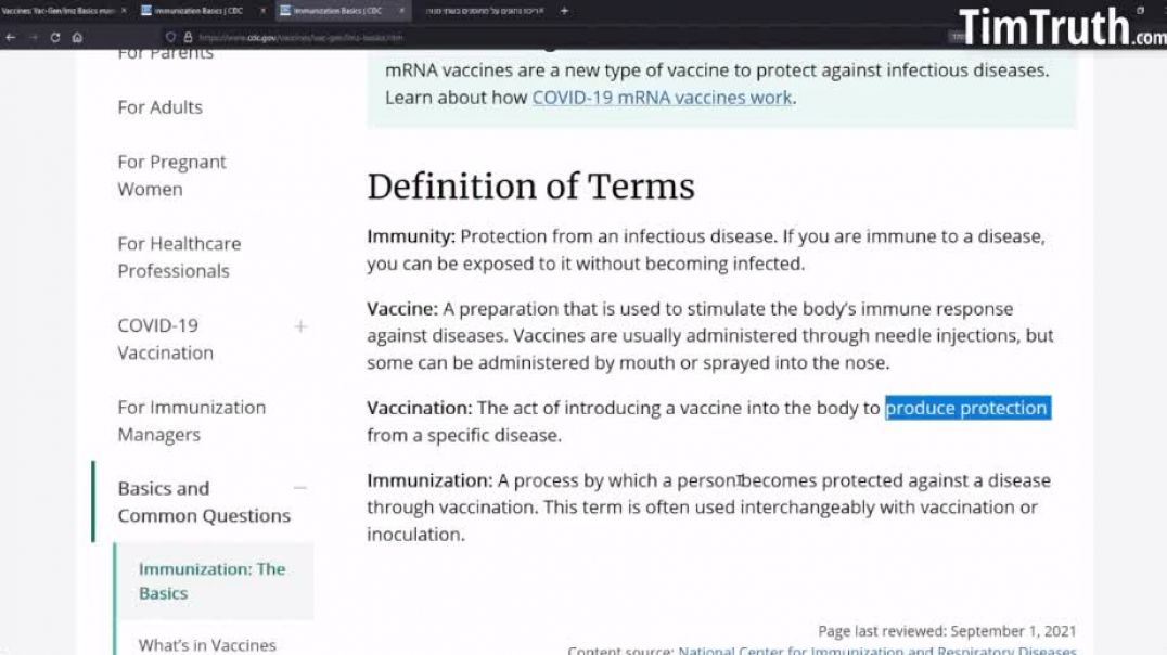 Word Games: CDC Changes Definition of Vaccination to Make Way for Booster Shots