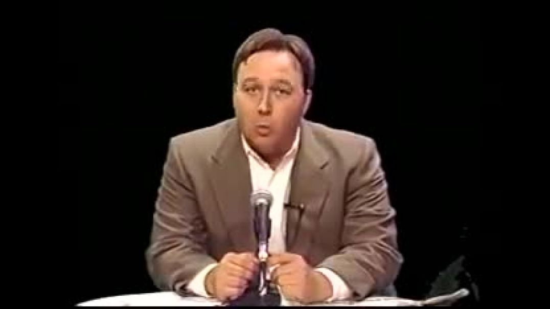 September 12_ 2001 Alex Jones The Day After The Shocking Terror Attack_low