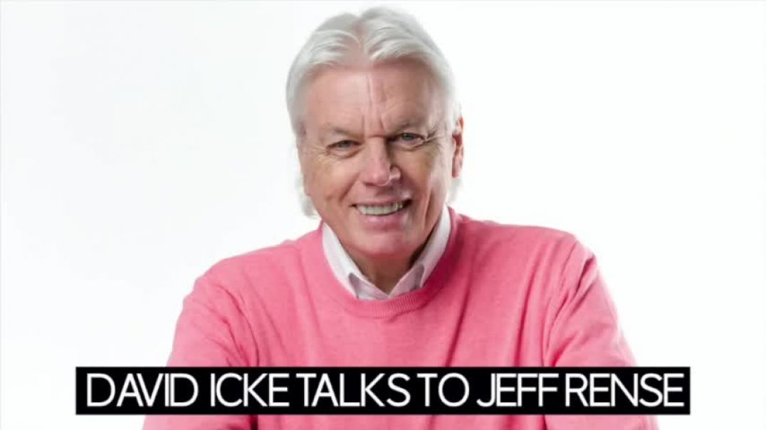 David Icke Talks To Jeff Rense About Perceptions Of A Renegade Mind