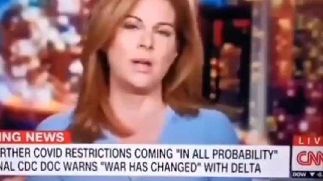 CNN REPORTS THAT THE VACCINES ARE SPREADING COVID