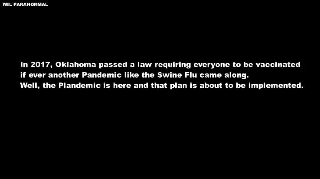 2017 STATE LAW WILL FORCE EVERYONE TO BE VACCINATED - BLOCKADES / BUSES WILL SEND YOU TO FEMA CAMPS