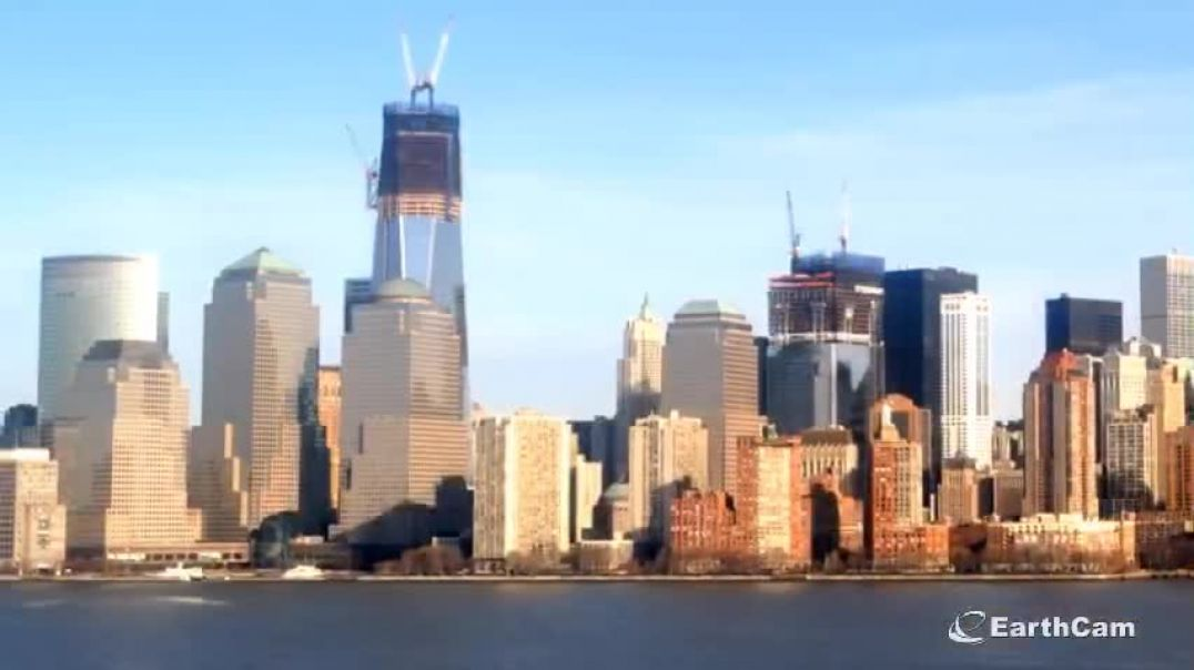 11 Year time lapse of the construction of One WTC