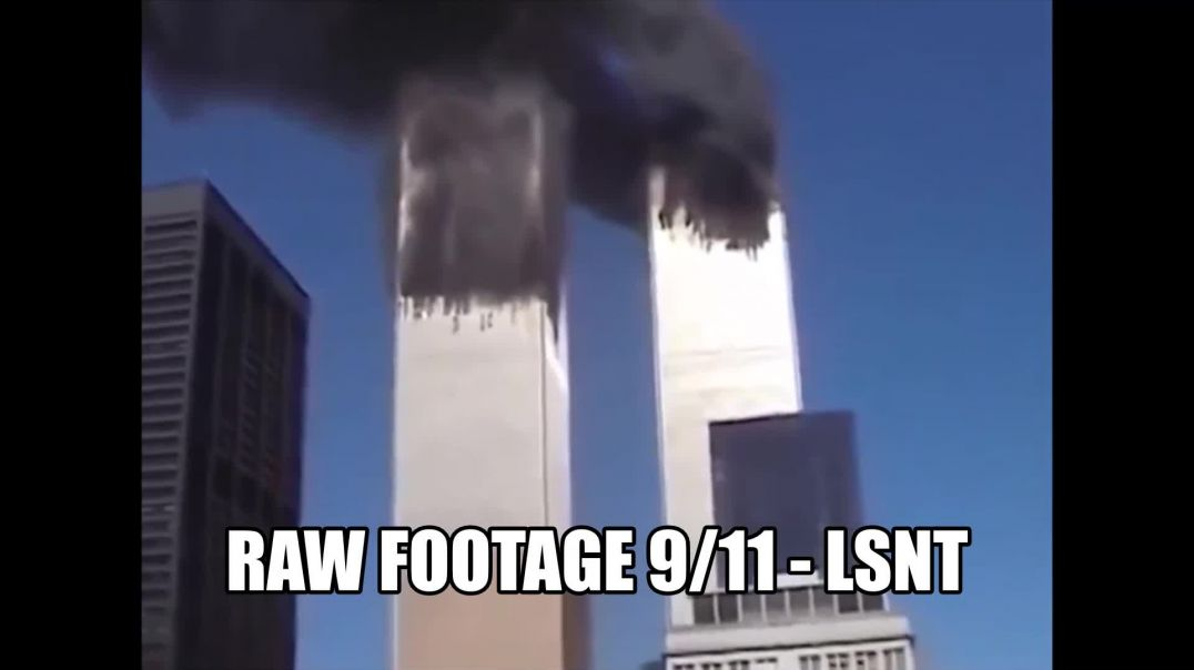 TWIN TOWERS RAW FOOTAGE THEY DIDNT WANT YOU TO SEE! FROM 9/11